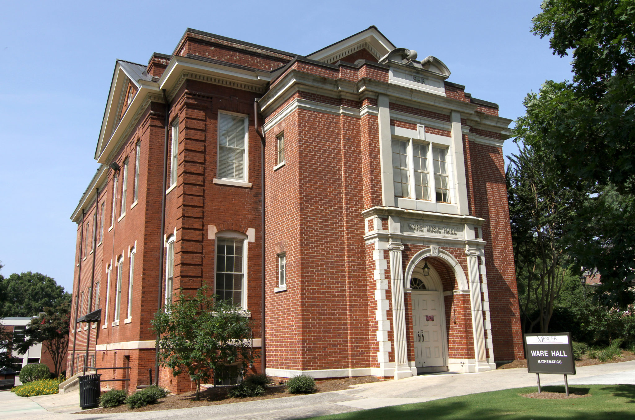 Ware Hall