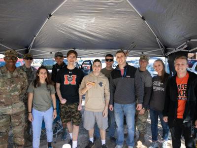 ROTC Homecoming 2019 Tailgate